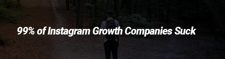 The truth about Instagram growth services